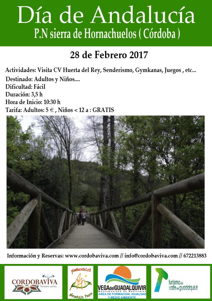 Día de Andalucia Cordobaviva
