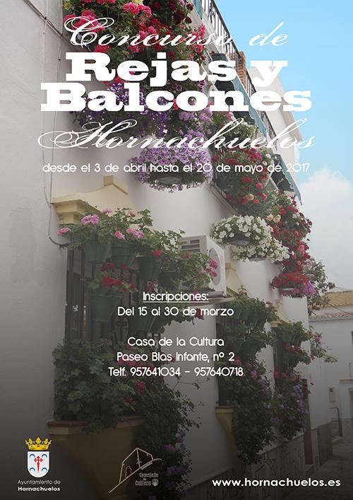 II Concurso de Rejas y Balcones de Hornachuelos