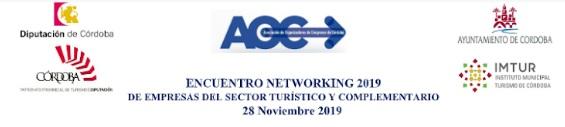 Encuentro Networking 2019 de empresas del sector turístico y complementario.