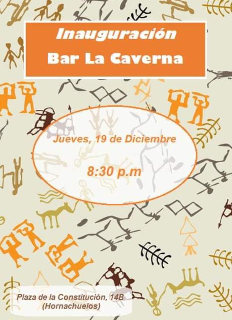 Inauguración Bar La Taberna Hornachuelos