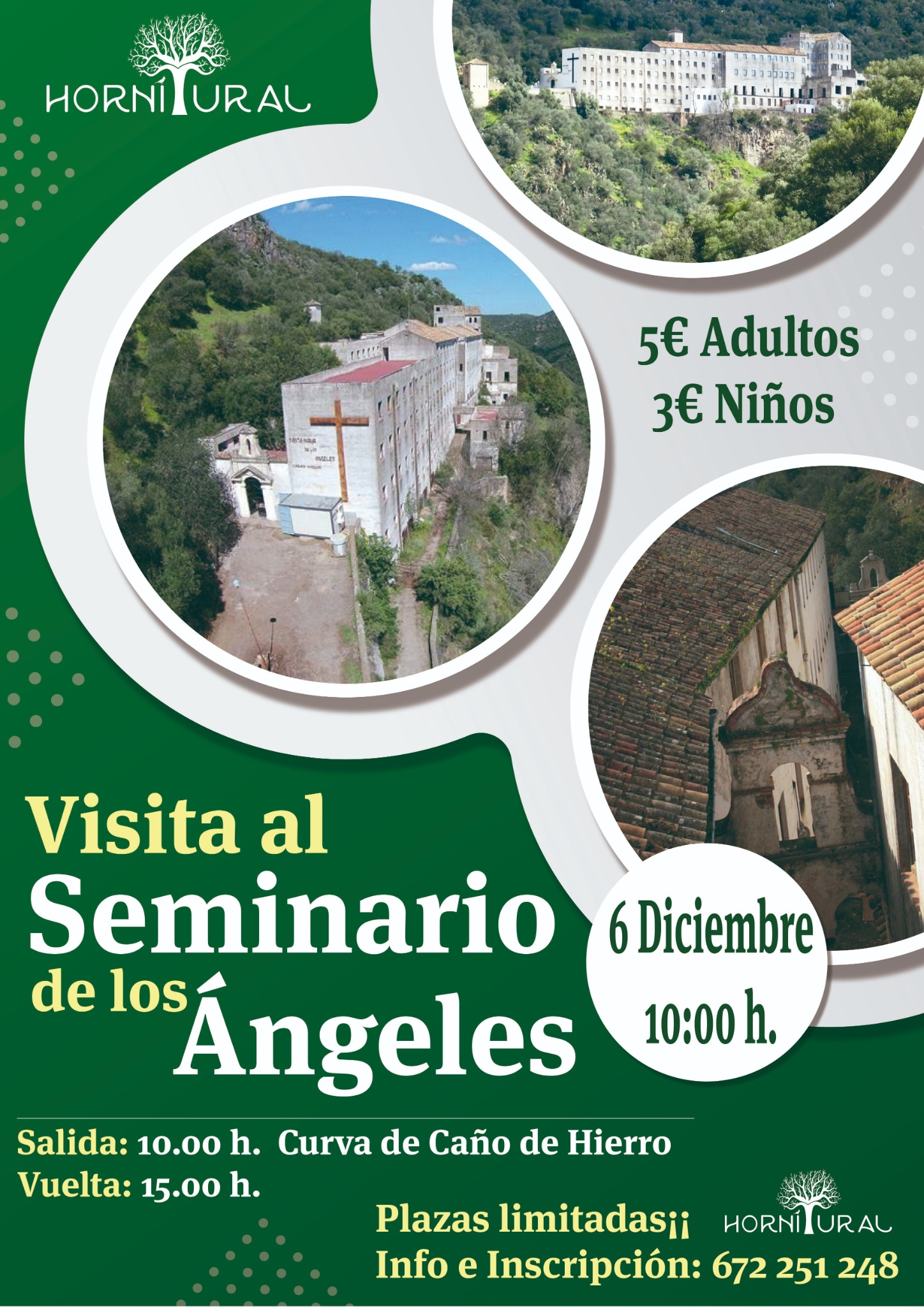Visita Seminario de Los Ángeles