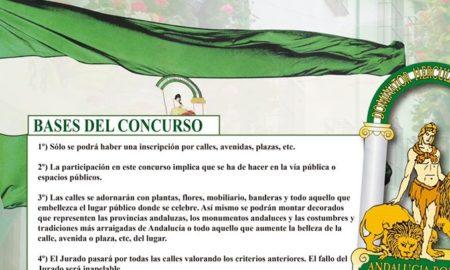 Día de Andalucía Hornachuelos 2020