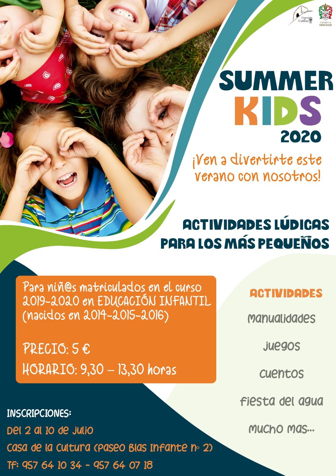 Hornachuelos Summer 2020