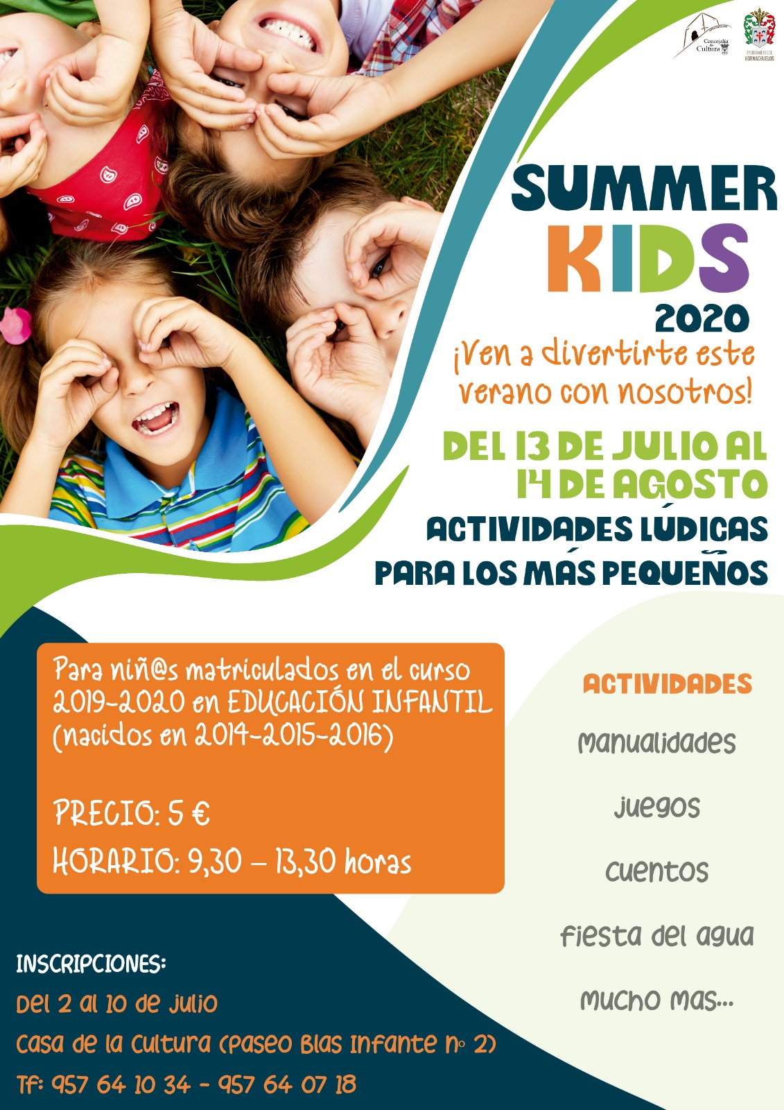 Summer Kids 2020 Hornachuelos