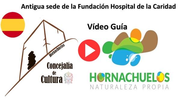 Logo Español Video Guía Hospital de la Caridad