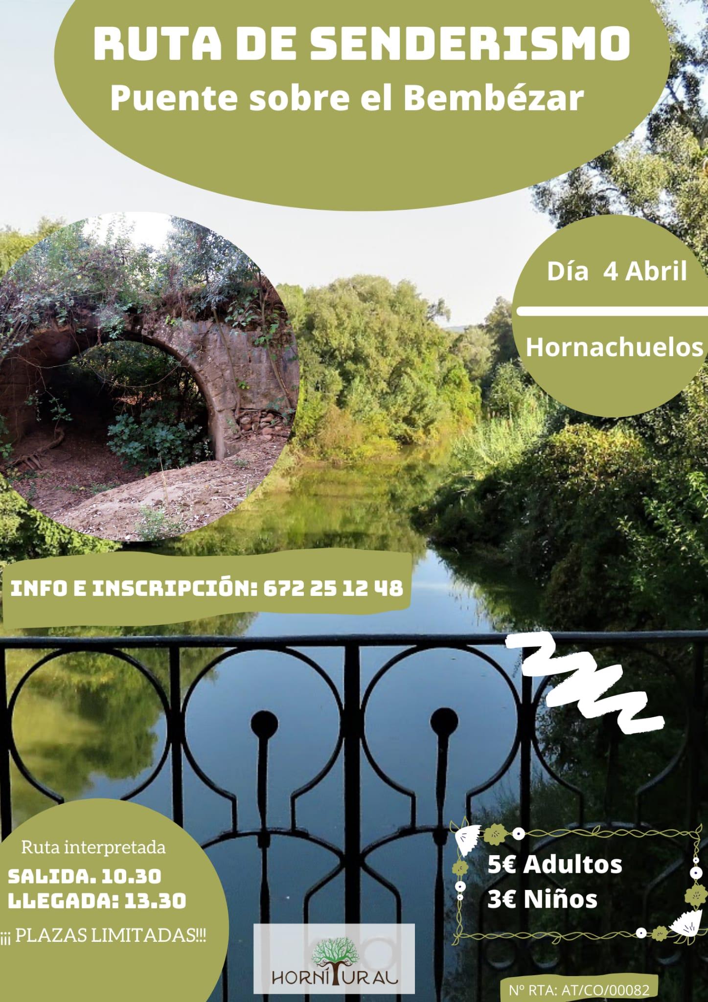 Ruta Puente del BEMBEZAR