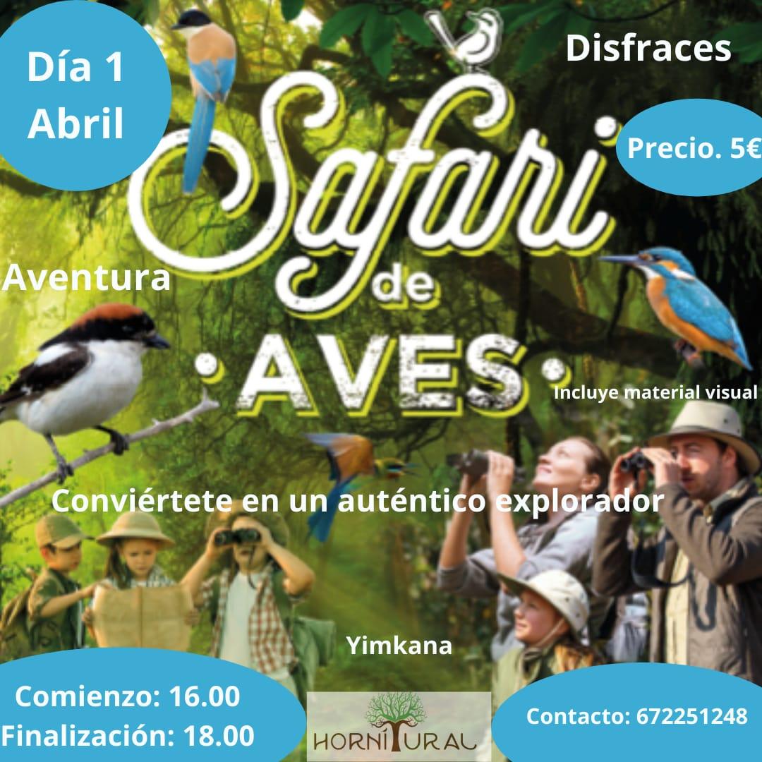 Safari de las Aves