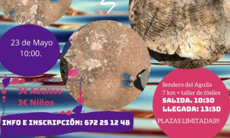 """Ruta de Senderismo a orillas del mar de tetis"""""""