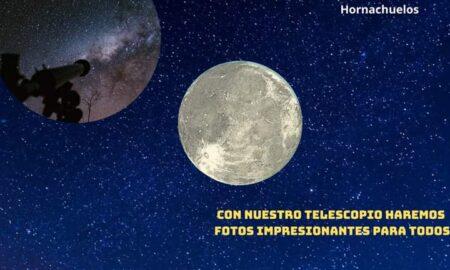 Ruta Nocturna Super Luna de las Flores