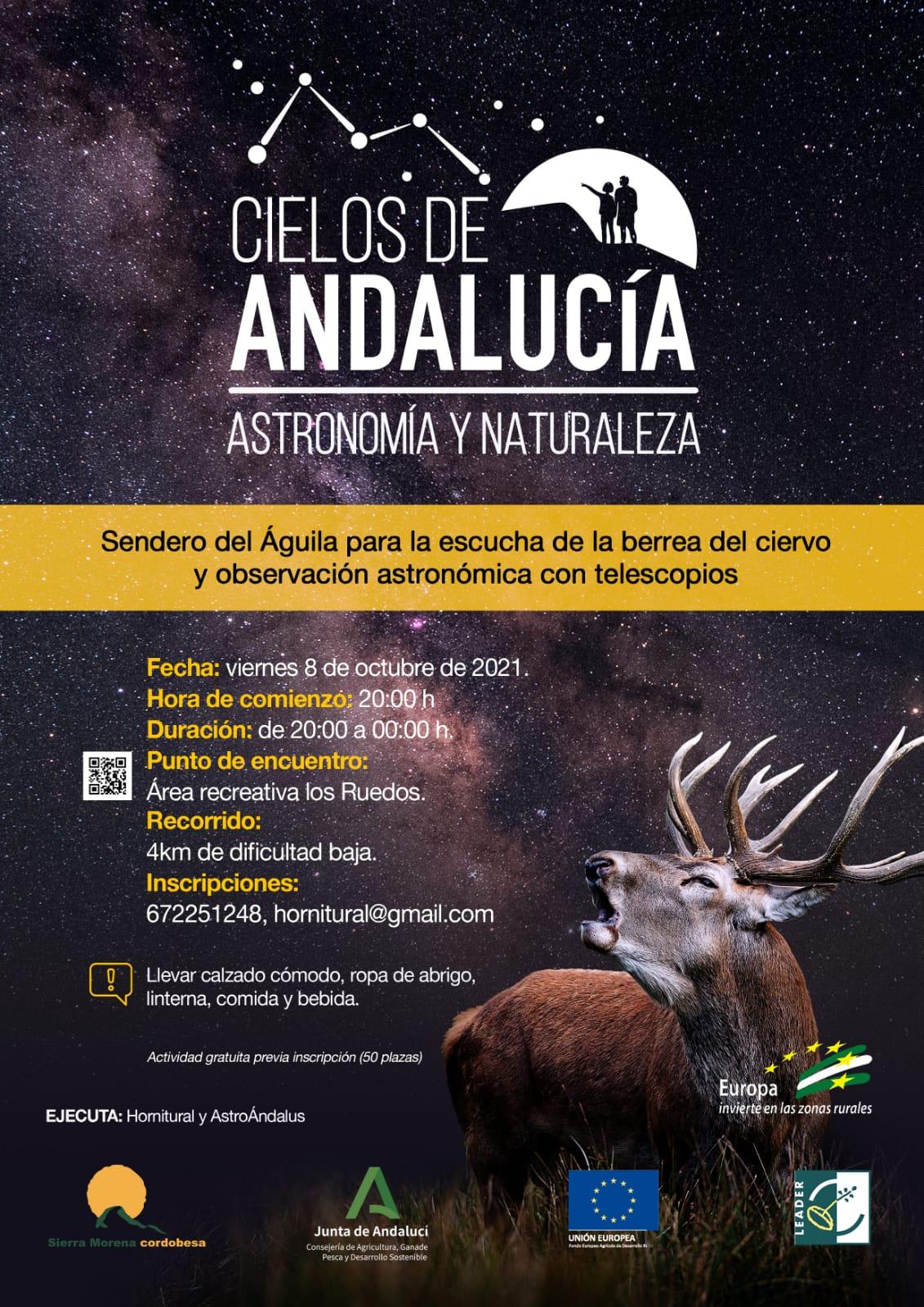 Cielos de Andalucía